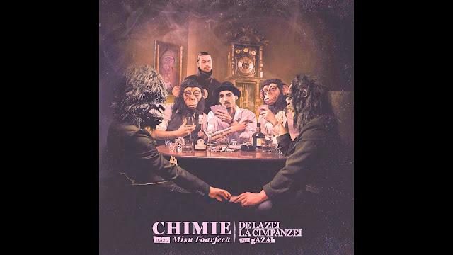 Chimie feat. Phunk B, Junk și DJ Power Pe Vinil – Frustrarea unui mafiot