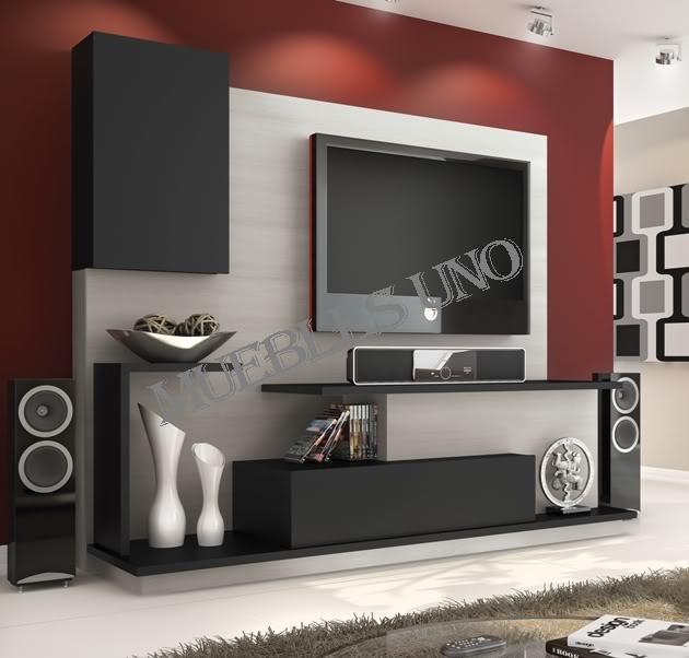 Muebles uno muebles de tv - Muebles para tv minimalistas ...