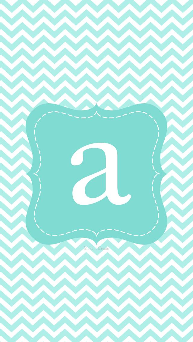 create a monogram wallpaper - photo #48