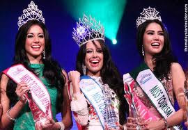 miss tourism international 2011 Aileen Gabriella Robinson