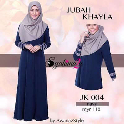 KHAYLA-Jubah-JK004