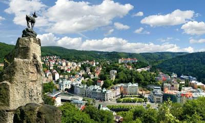 Karlovy Vary Replública Checa