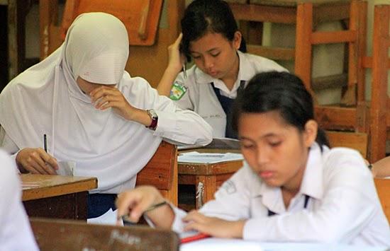 Bocoran Soal dan Kunci Jawaban UN SMP 2015