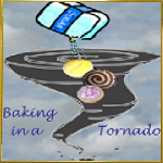 Guest blogger on: Baking In A Tornado