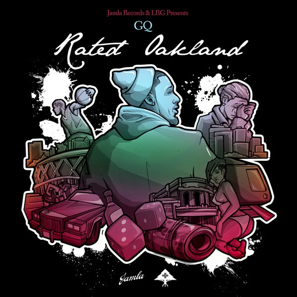 GQ - Rated Oakland Cover