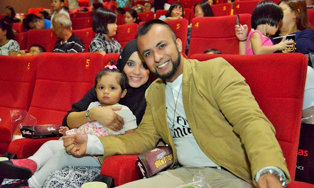 TGV Cinemas Family Friendly launch