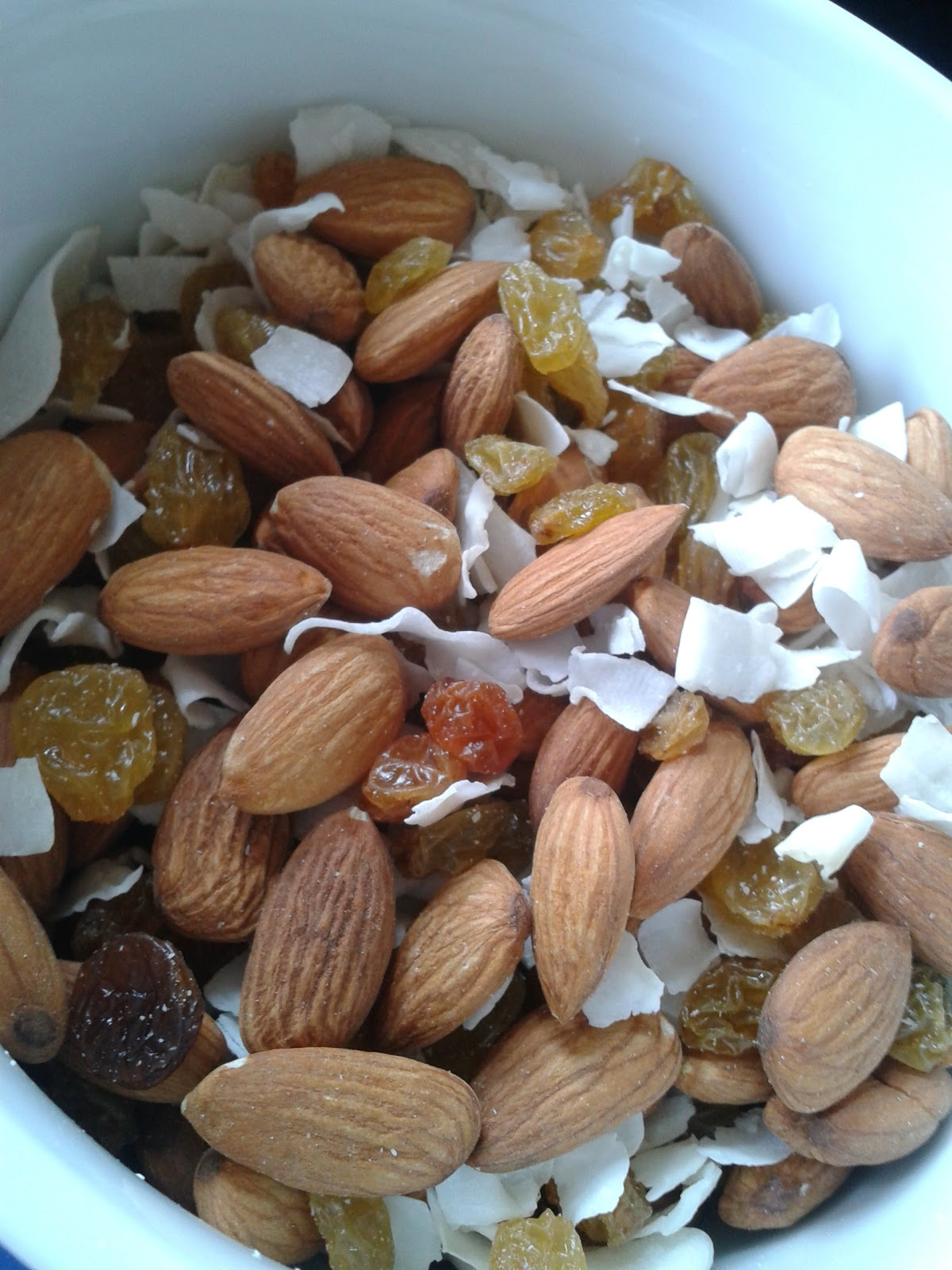 FitViews: Easy Paleo Trail Mix
