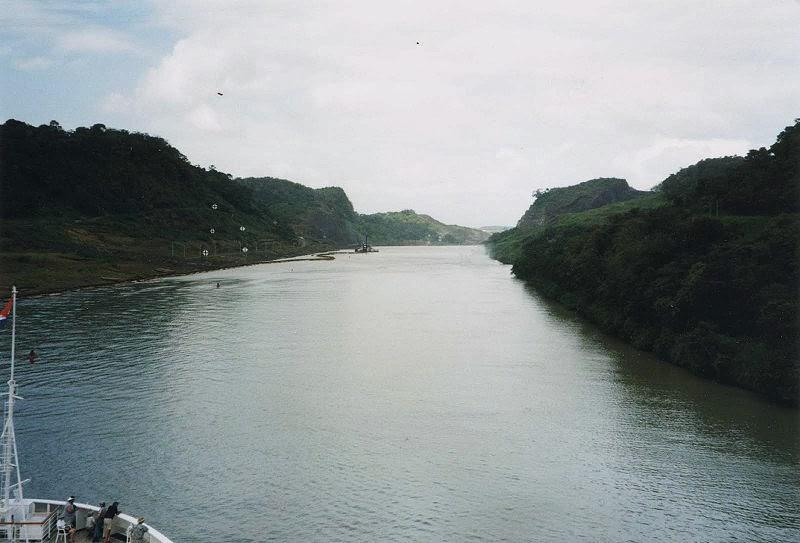 Panama Canal - Culebra Cut