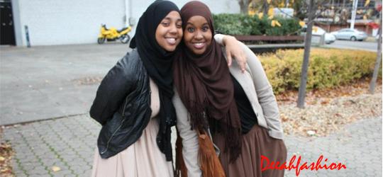 Cara Memilih Jilbab Untuk Kulit Hitam