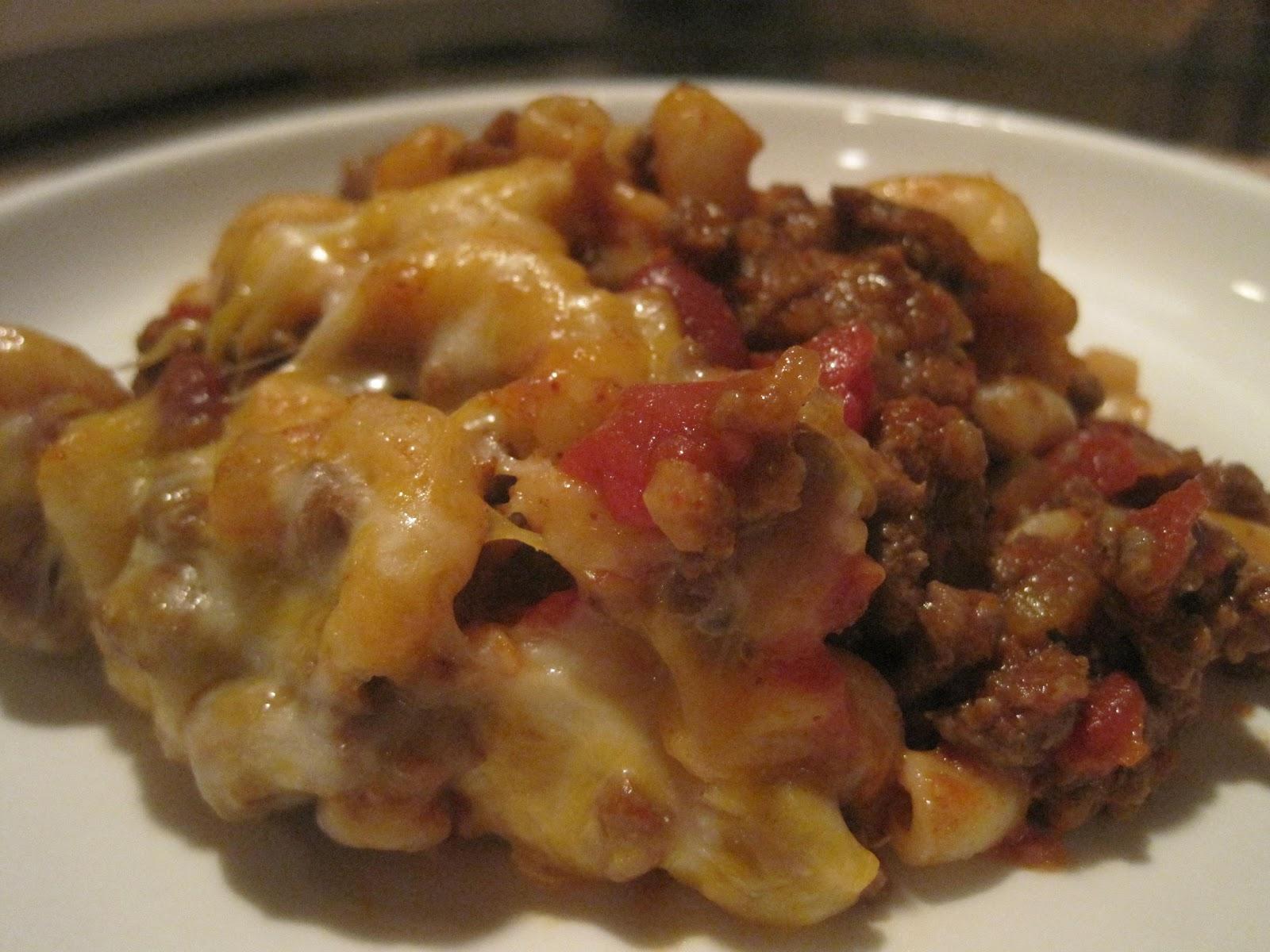 Recipes Re-Mixed: Chili Mac