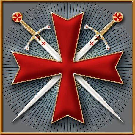 Nos anc tres le symbole de la croix rouge des templiers - Symbole de la perseverance ...