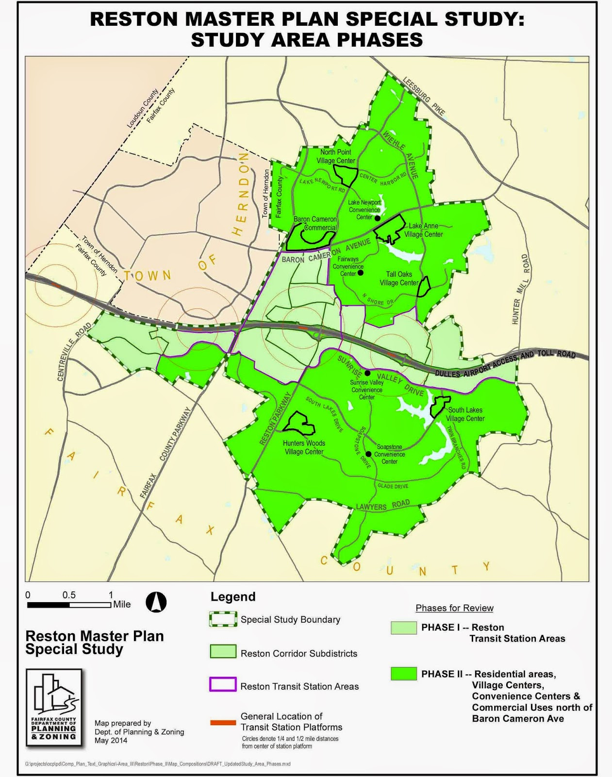 Reston Master Plan - FAQs - Fairfax County