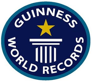 LIVROS DOS RECORDES (GUINNESS WORLD RECORDS)