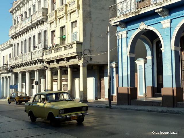 Cuba - La Havane - Lada
