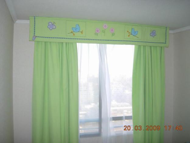 Dkorarte - Ideas para cortinas infantiles ...