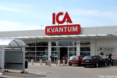 ica kvantum, ica, ica butik, affär