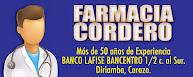 FARMACIA CORDERO: