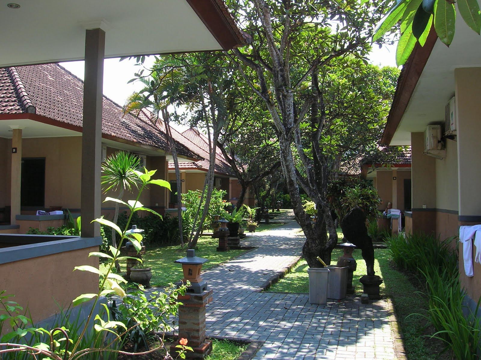 Garden View Legian Cottages, Bali, vuelta al mundo, round the world, La vuelta al mundo de Asun y Ricardo