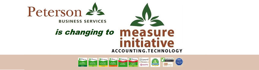Measure Initiative, Inc (formerly Peterson Business Services)