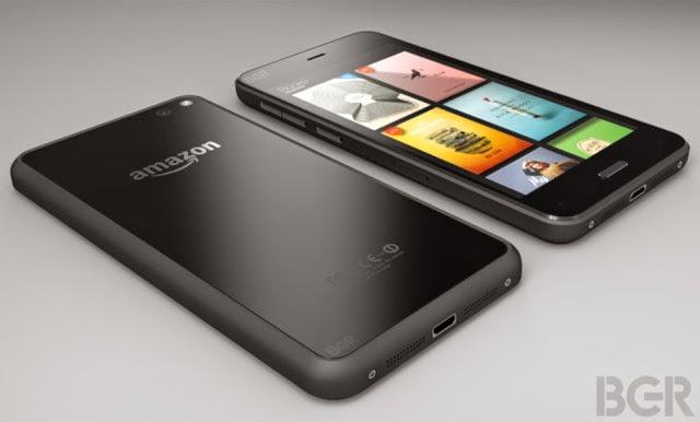 تسريب صورة عن تصميم هاتف أمازون الجديد | amazon