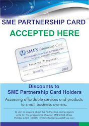 Launch of the SME Partnership Card Poster