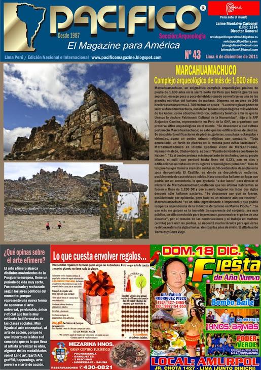 Revista Pacífico Nº 43 Arqueología