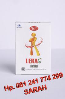 Leka Capsule PT. WOO TEKH