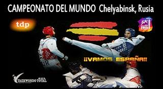 MUNDIAL DE TAEKWONDO DE CHELYABINSK
