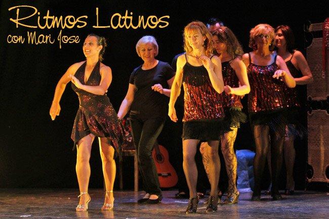 organiza una fiesta de bailes latinos con animacion en la que se ...