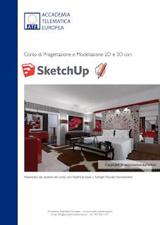 Corso di sketchup e modellazione 3d fotorealistica for Corsi per arredatori