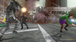 Earth Defense Force 2025 screenshot