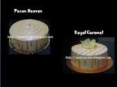 Kelas Kek Pecan & Royal Caramel