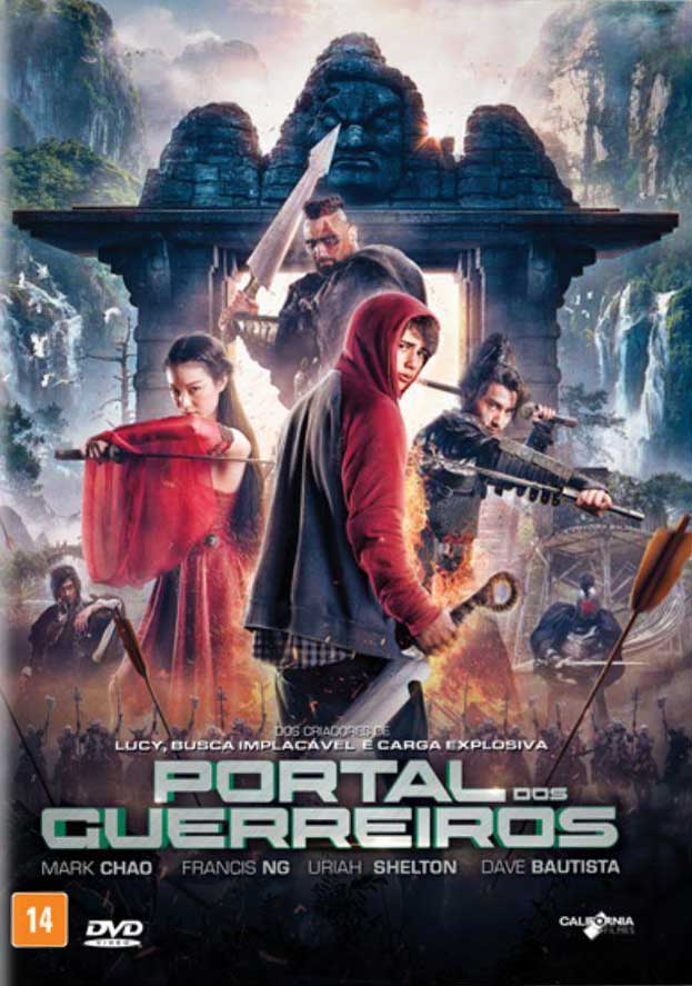 Portal dos Guerreiros Torrent – BluRay 720p/1080p Dublado