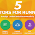 Five factors for running a design contest website successfully