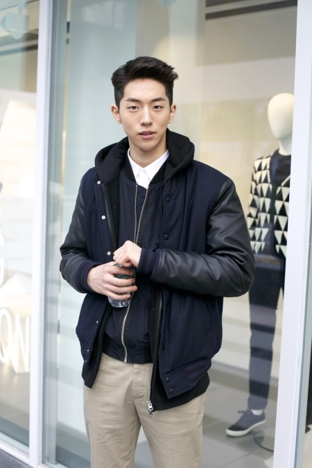 profil biodata pemain drama korea who are you school 2015