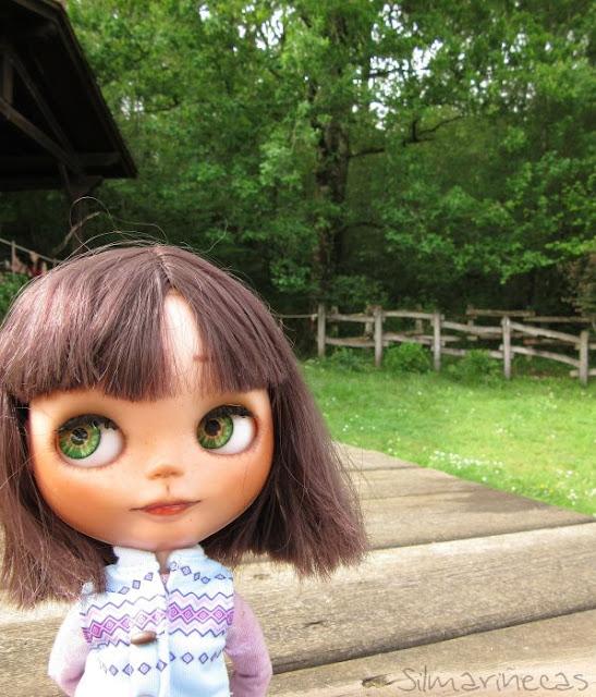Basaak doll en ikaburu, cueva de urdax - navarra
