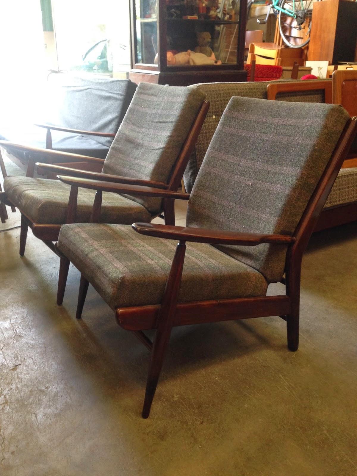 Ocd vintage furniture ireland vintage scandart lounge for Original design furniture
