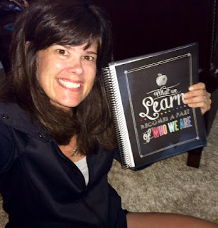 Erin's Video Inside the Teacher Planner