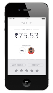 Uber will start accepting Cash for ride in India like other cab operators