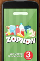 ZopNow : Groceries 20% Off + Rs. 100 off on Rs. 500 coupon + 1% Off: Buytoearn