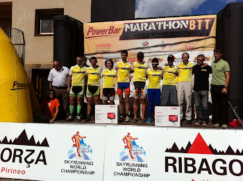 Campiona Powerbar Marathon 2011