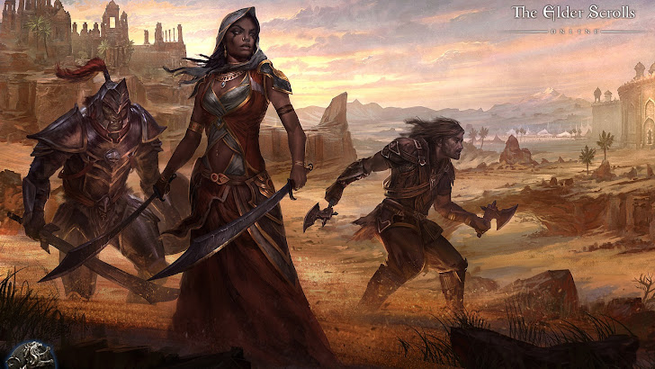 Daggerfall Elder Scrolls Online