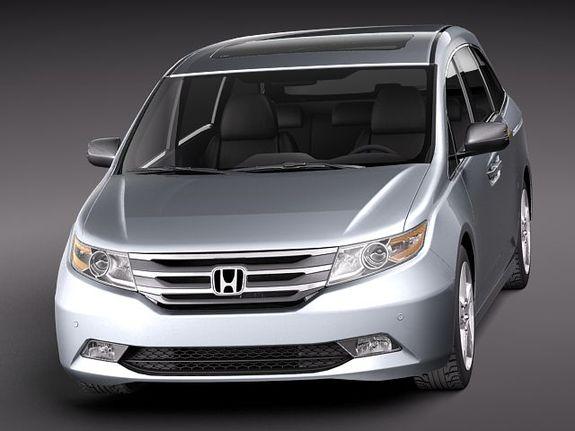Honda Oddyssey 2011