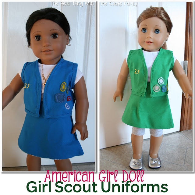 Free American Girl Doll Patterns
