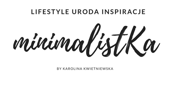minimalistKa: Paletka cieni Make Up Revolution