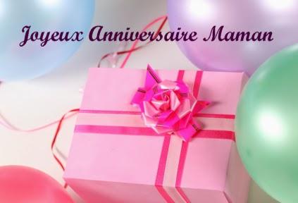 Messages Joyeux Anniversaire Maman Belles Phrases Damour