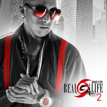 portada Real G 4 Life Part 2 ñengo flow, disco Real G 4 Life Part 2, album portada Real G 4 Life Part 2 ñengo flow disco Real G 4 Life Part 2