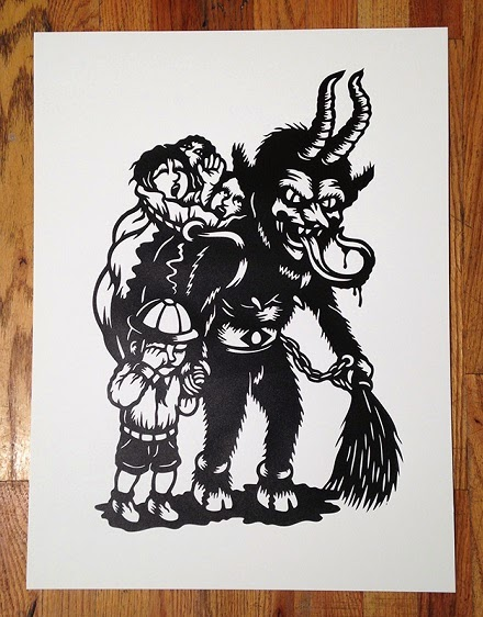 http://shop.scumbagsandsuperstars.com/product/sexual-youkai-krampus-print-1