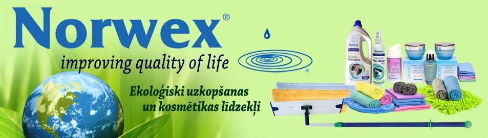 Norwex Baltic - Uzlabojot dzīves kvalitāti!