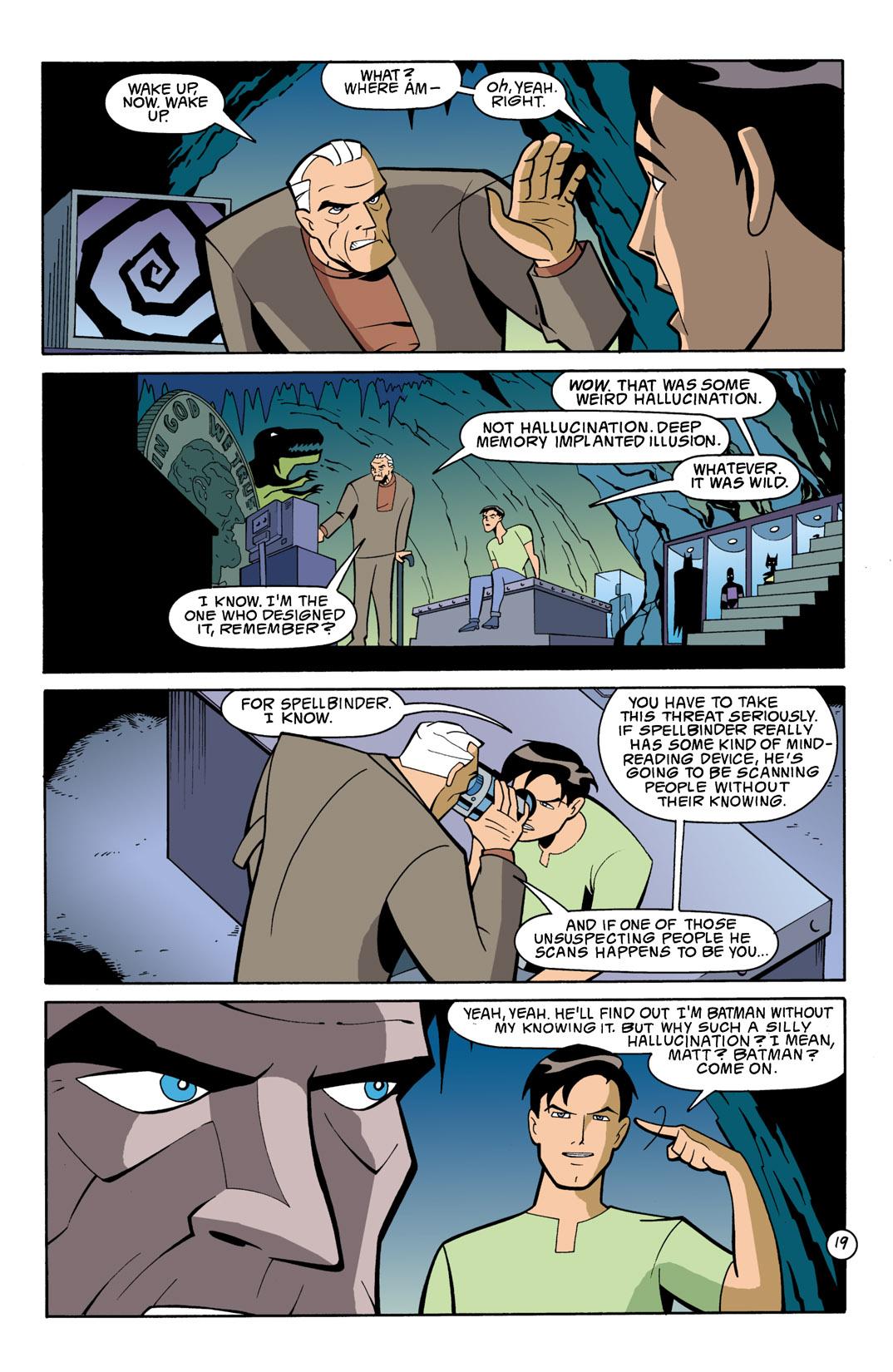 Batman Beyond [II] Issue #7 #7 - English 20